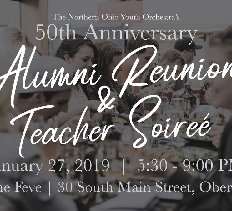 50th Anniversary Alumni Reunion & Teacher Soirée