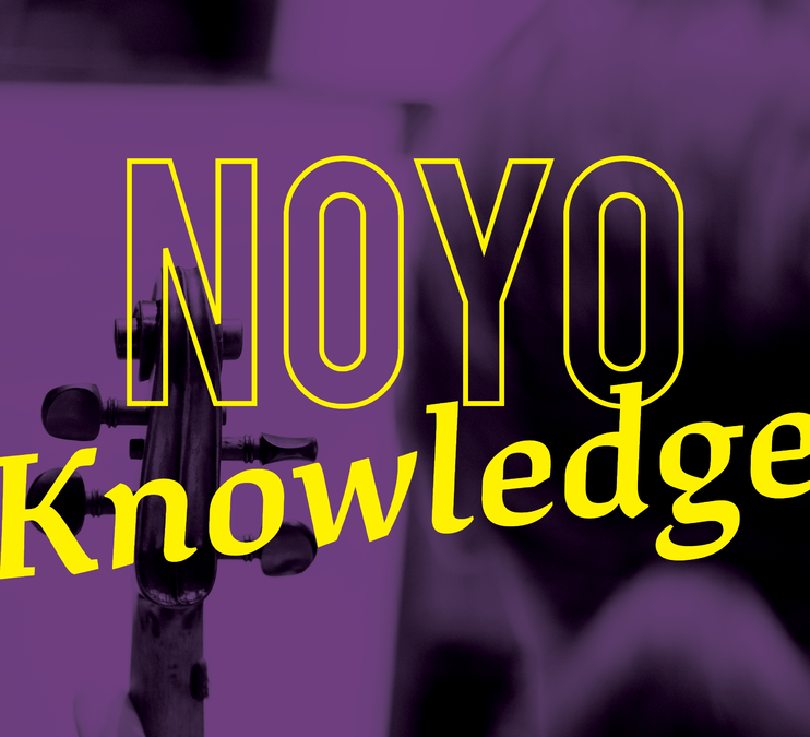 NOYO Knowledge Virtual Q&A Sessions