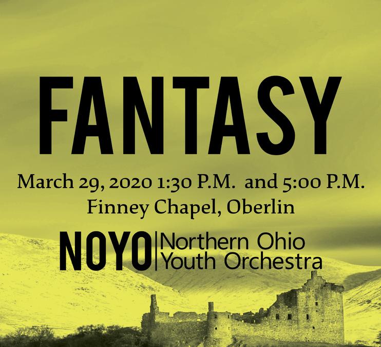 Spring Concerts: Fantasy