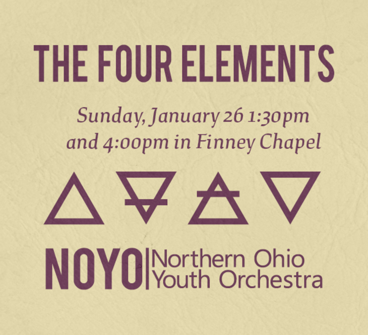 Winter Concerts: The Four Elements