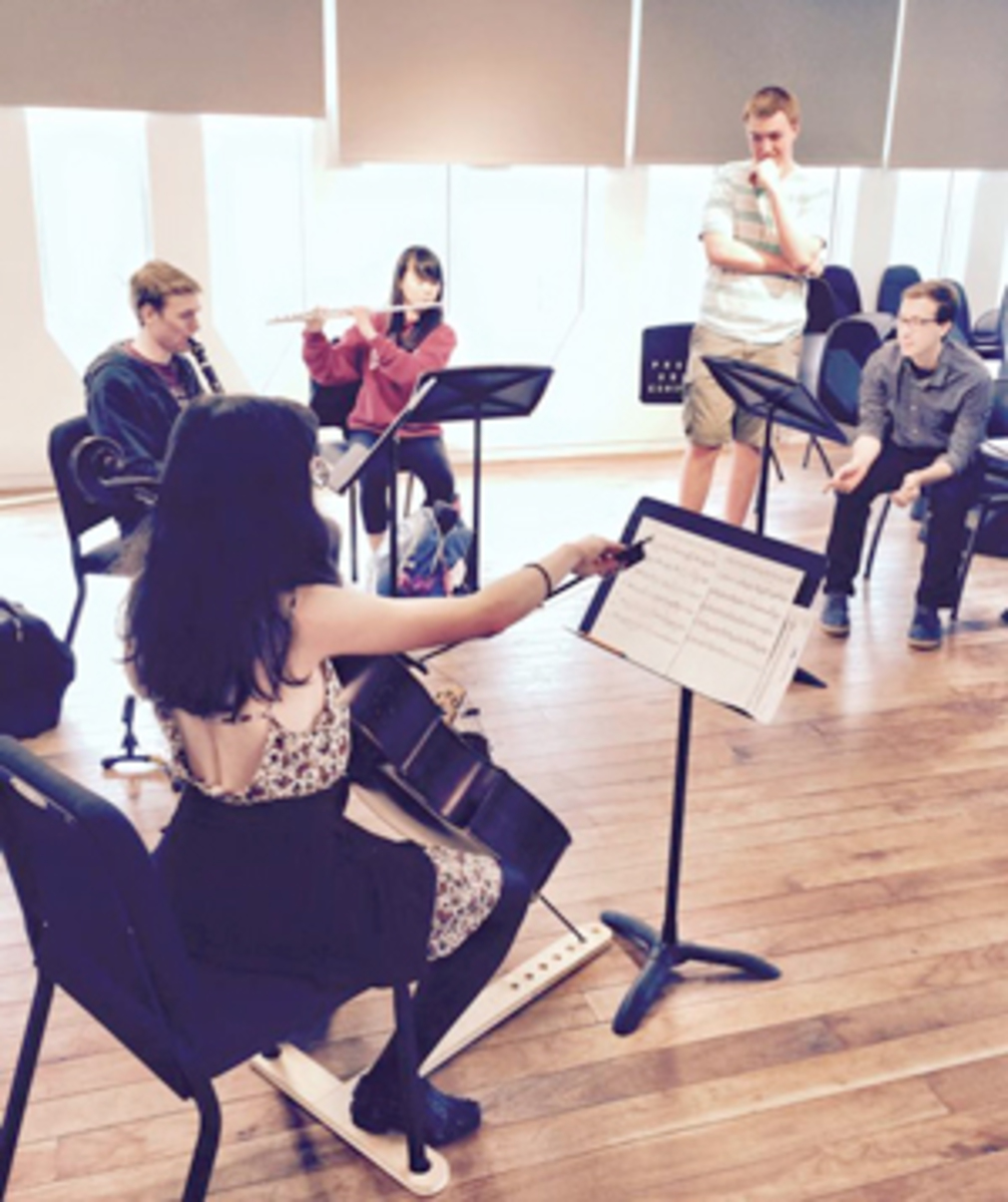 NOYO Young Composers at the Bop Stop (May 15)